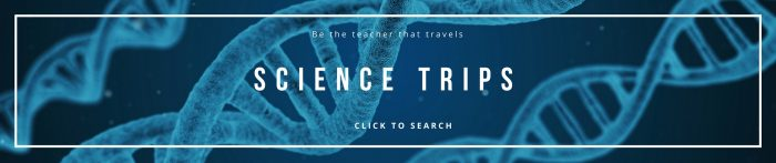 Science trips banner