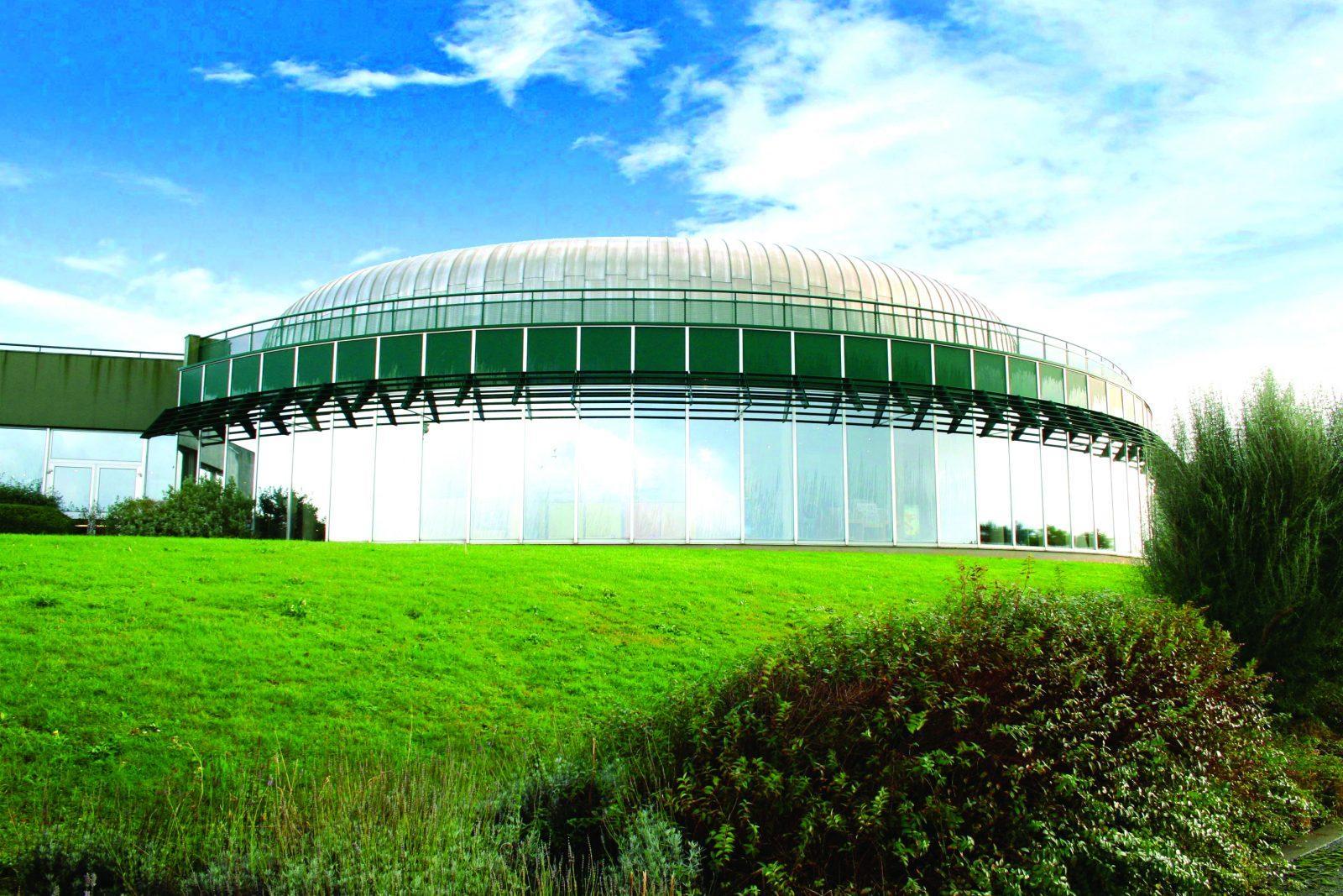 Arromanches 360 degree cinema