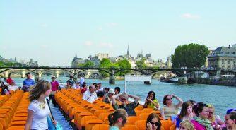River Cruise Bateaux Mouches