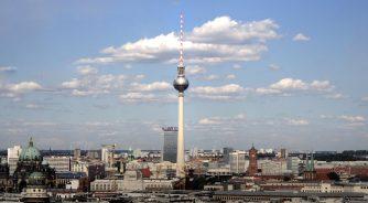 Berlin landscape