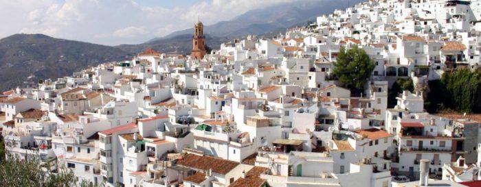 Competa, Malaga wide