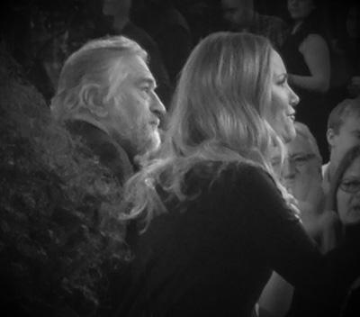 DE NIRO and Leslie Mann