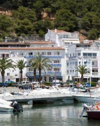 Image displaying the Hotel Les Illes ★★