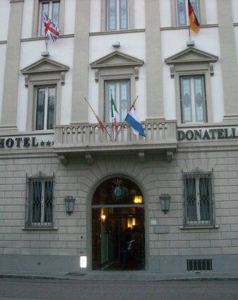 Image displaying the Hotel Donatello ★★★