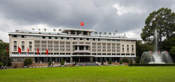 Independence Palace CC BY-SA 3.0