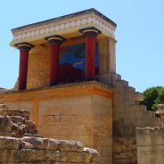 Remnants of Knossos