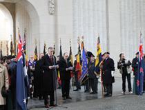 Last Post Ceremony Belgium