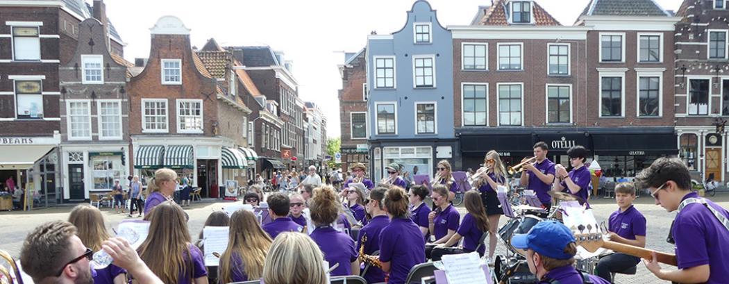 concert tour in Noordwijk
