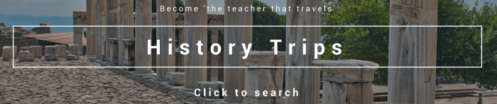 History Trips Banner