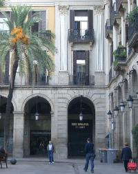 Image displaying the Hotel Roma Reial ★