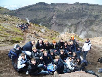 Vesuvius group