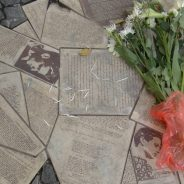 White Rose Movement Public Memorial - Munich - Germany - CC Credit Adam Jones