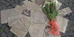 White Rose Movement Public Memorial - Munich - Germany - CC Credit Adam Jones