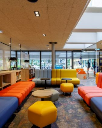 Image displaying the A&O Hostel Amsterdam