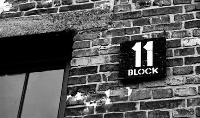 auschwitz block 11