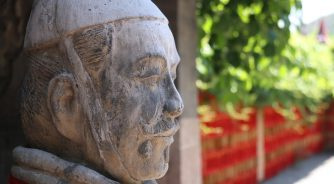 School history trip china