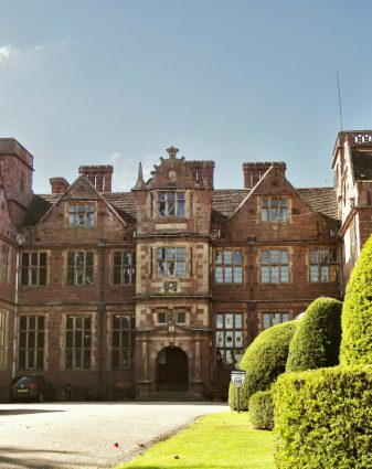 Image displaying the Condover Hall