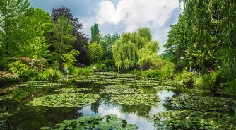 Monet Gardens Normandy
