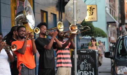 new-orleans band