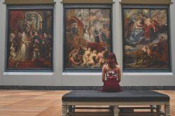 Louvre Art