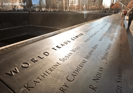 world trade centre plaque
