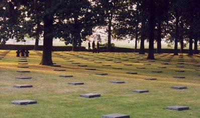 Langemark Cemetery