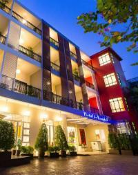 Image displaying the Hotel De Bangkok ★★★