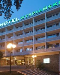 Image displaying the Hotel Wyspianski ★★★