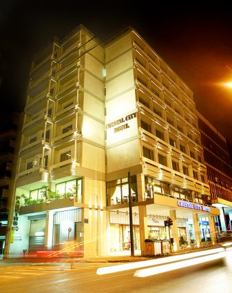 Image displaying the Crystal City Hotel, Athens ★★★