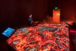 Lava Centre exhibition