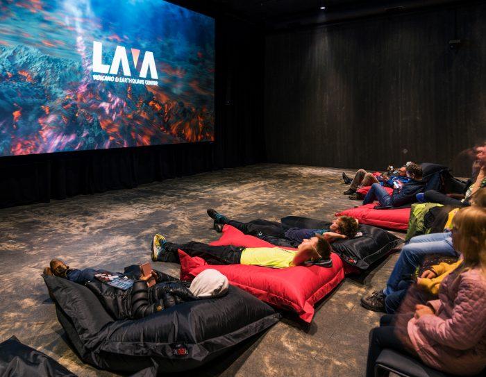 Lava Centre exhibition SHOW