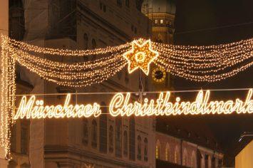 Christmas In Munich Germany.School Trip To Munich For Christmas Markets Germany Trip
