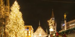 Munich Christmas - Town Hall