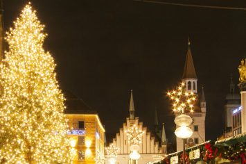 Christmas Town In Germany.School Trip To Munich For Christmas Markets Germany Trip