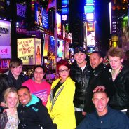 New York Student group