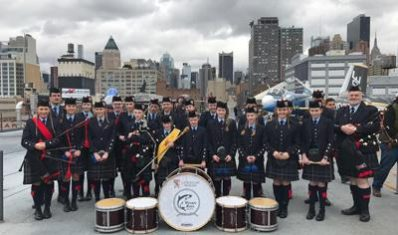 Scottish School Tartan Week NYC