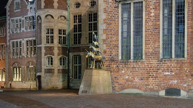 Statue in Bremen