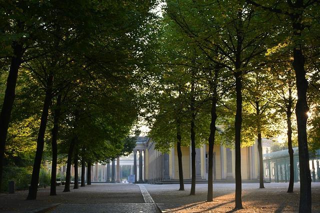 Parks of Potsdam