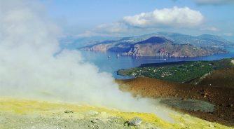 Lipari and Vulcano Islands