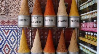 moroccon spices