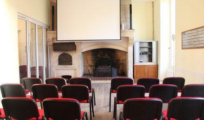 Chateau du molay classroom