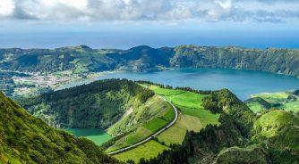 Azores Volcano