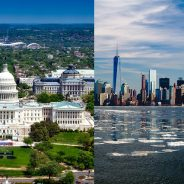 nyc and washington dc