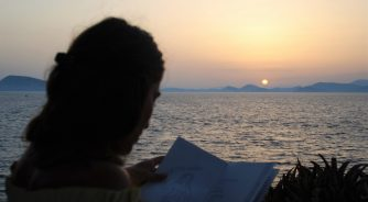 studying classics in the peloponnese