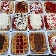 Waffles belgium