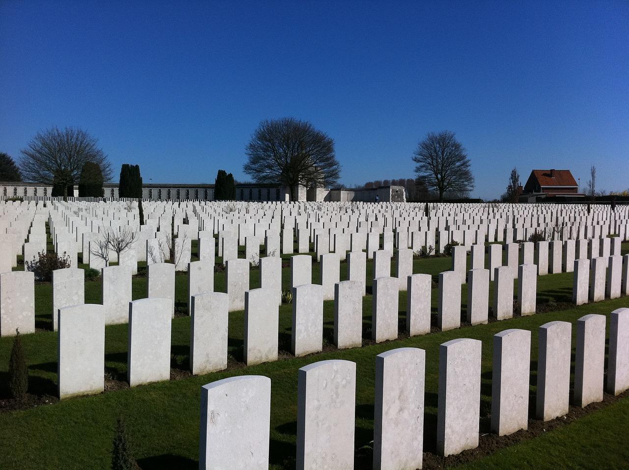 Tyne Cot Military Cemetery