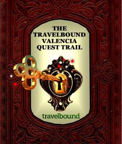 Travelbound Valencia Quest Booklet