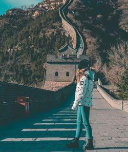 Ellie Waugh @elliewaugh15   Great Wall of China   Bury College