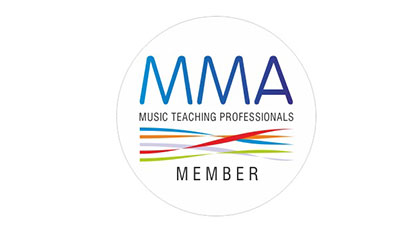 MMA logo for Music Teaching Professionals