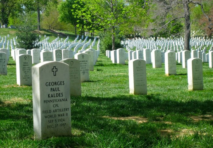 Arlington-National-Cemetery-Washington